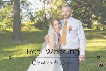 Wedding of the Week: Samantha & Michael