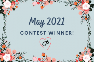 April 2021 Giveaway Winner