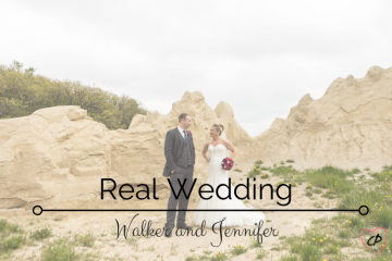 Real Wedding: Walker and Jennifer